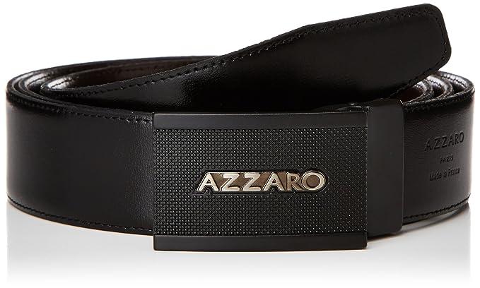 76e89c0a260276 Azzaro Herren, Gürtel, ceinture, GR. 110 (Herstellergröße: 110 ...
