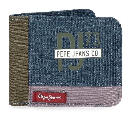 Pepe Jeans Trade Monedero, 10 cm, 0.19 litros
