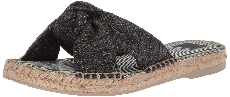 Dolce Vita Women's Benicia Slide Sandal B077QT1V29 10 B(M) US|Ash Linen