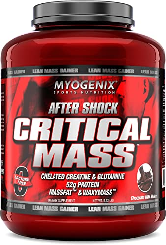 Myogenix Aftershock Critical Mass Chocolate Milkshake 5.62Lb