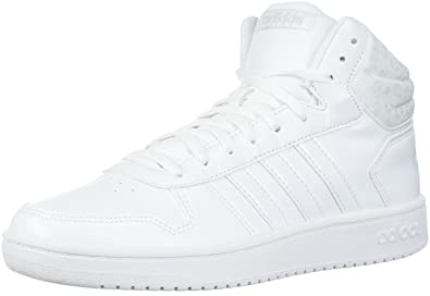 Adidas - VS Hoops Mid 2.0 - Montantes - Femme Femme, Blanc ...