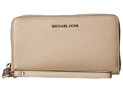 Amazon.com: MICHAEL Michael Kors - Cartera multifunción de ...