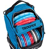 Dynamic Discs Trooper Disc Golf Backpack | Frisbee Disc Golf Bag with 18+ Disc Capacity | Introductory Disc Golf…