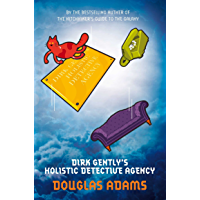 Dirk Gently's Holistic Detective Agency (Dirk Gently Series Book 1) (English Edition)