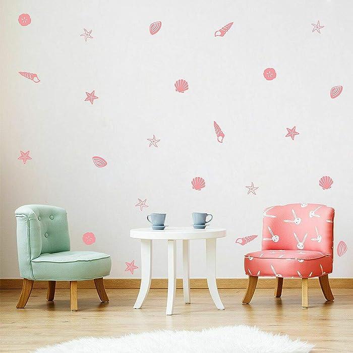The Best Star Fish Childrens Room Decor