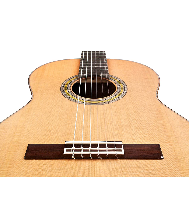 Amazon.com: Cordoba Solista CD Acoustic Nylon String Classical Guitar:  Musical Instruments