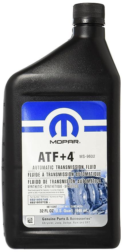amazon com atf 4 automatic transmission fluid automotive rh amazon com 2008 Jeep Patriot Transmission Fluid Change F150 Transmission Transfer Case Fluid Change