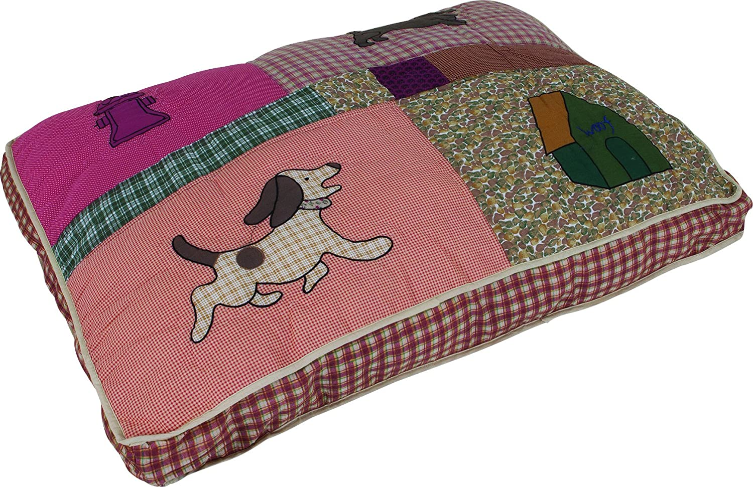 Petmate 27835 Quilted Bed Novelty 30X40 in