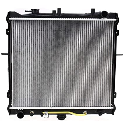 Evan-Fischer EVA27672031624 Radiator for KIA SPORTAGE 95-01