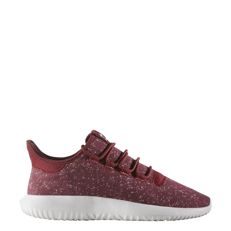 adidas Originals Men's Tubular Shadow Sneaker B01NCLEAQT 5.5 M US|Collegiate Burgundy/Collegiate Burgundy/Crystal White