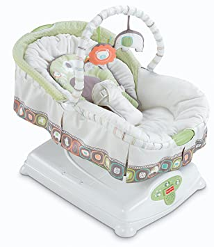 Fisher Price Coco Sorbet Soothing Motions Glider Amazon Co Uk Baby