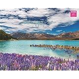カレンダー2018 壁掛 世界の水景カレンダー(ネコ・パブリッシング) ([カレンダー])