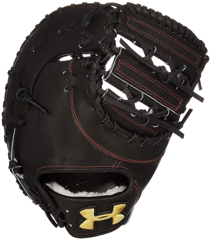 アンダーアーマー(UNDER ARMOUR) 硬式グラブ 野球用 右投げ一塁手用 メンズ 1313786 ブラック 32.0cm