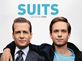 Suits - Staffel 1