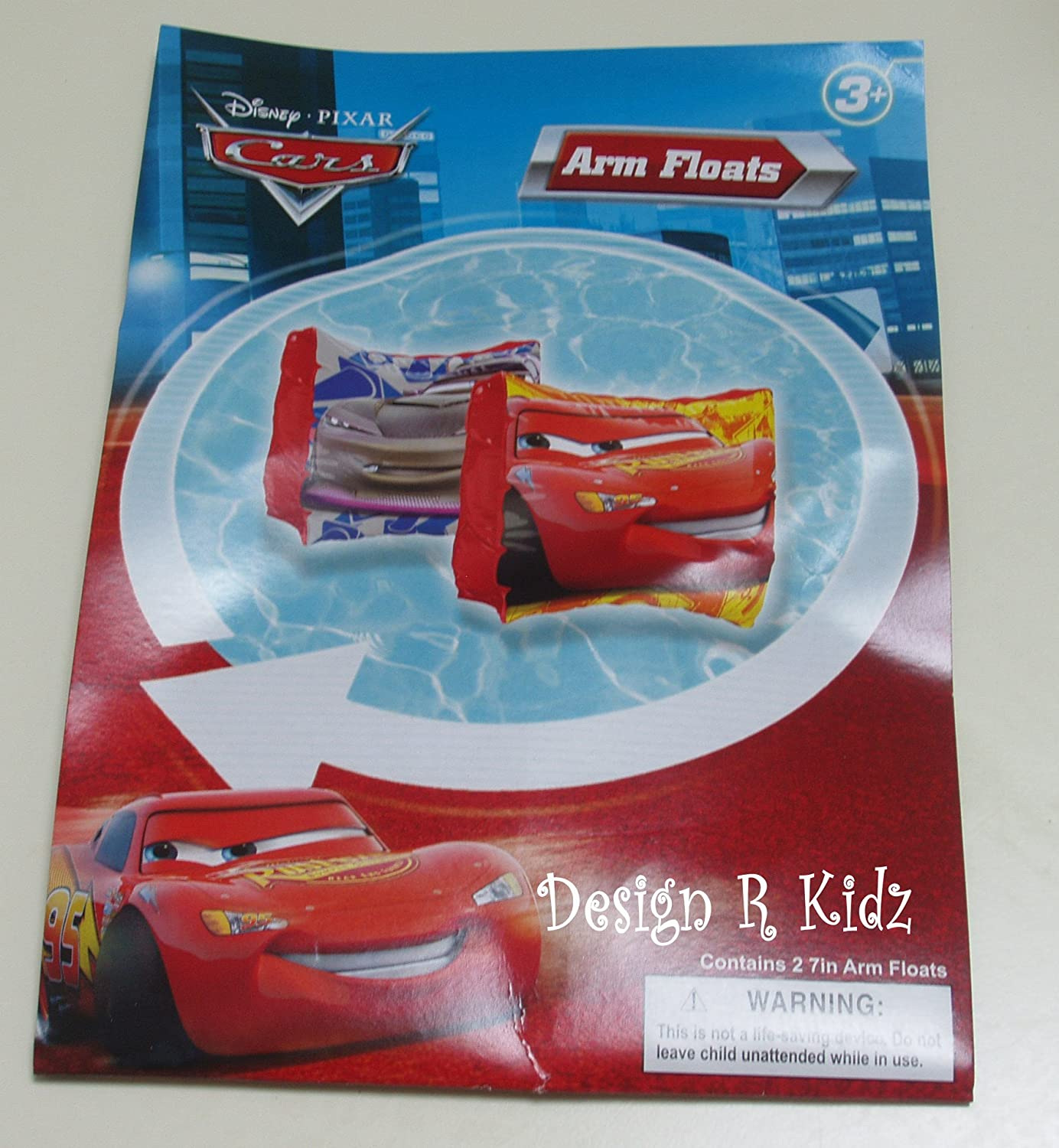 Amazon.com: Cars Arm Floaties Disney Pixar: Toys & Games