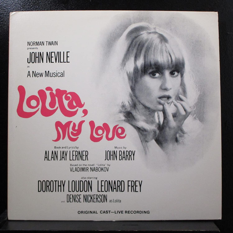 Original Cast - Original Cast - Lolita, My Love - Lp Vinyl