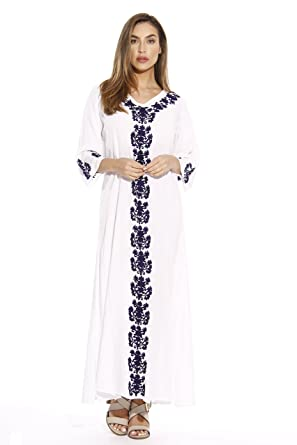 2f8f0adf38c Riviera Sun Caftan Caftans for Women at Amazon Women's Clothing store: