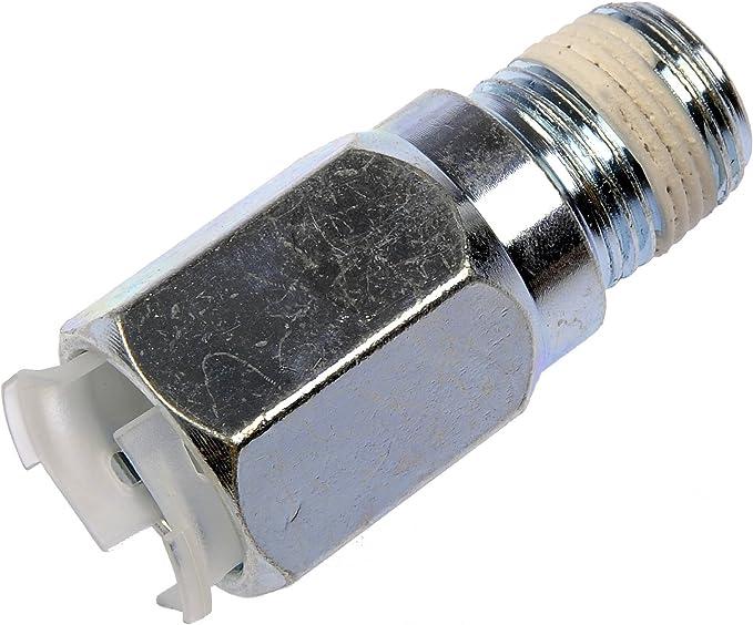 Dorman Engine To Heater HVAC Heater Hose Connector for GMC Sierra 1500 nl