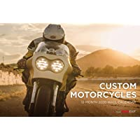 Bike EXIF Custom Motorcycle Calendar 2020