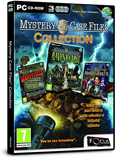Mystery Case Files - Collection Triple Pack (PC CD) [Importación ...