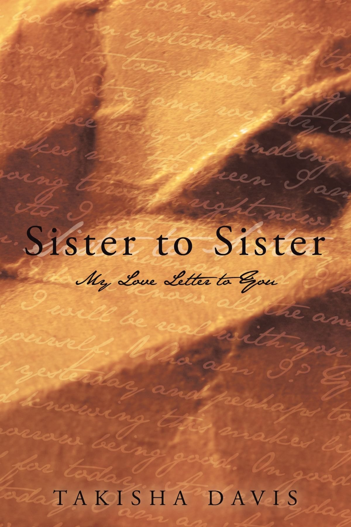 Sister to Sister: My Love Letter to You PDF