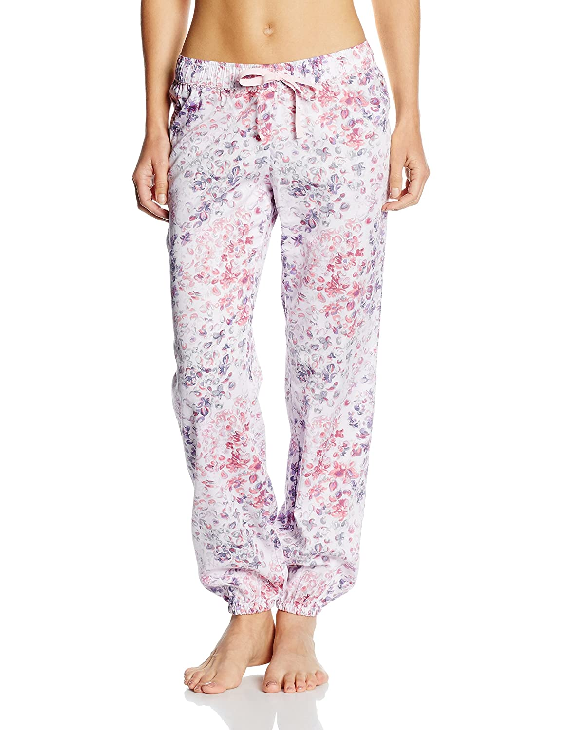 Triumph M&M AW16 Trousers Floral-Parte Inferior del Pijama Mujer (Multi-Colour M9) 46: Amazon.es: Ropa y accesorios