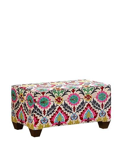 Wondrous Amazon Com Skyline Furniture Santa Maria Desert Flower Spiritservingveterans Wood Chair Design Ideas Spiritservingveteransorg