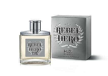 Mango - Eau De Toilette Rebel Hero H.E. By