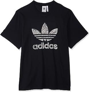 adidas Trefoil T Shirt Herren, Mgreyh, XS: : Sport