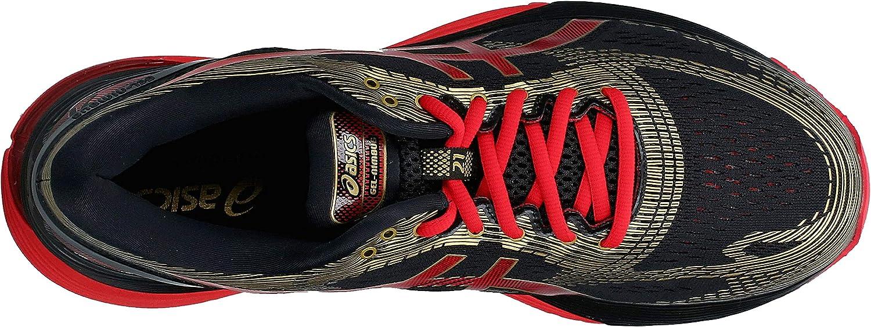 Asics Gel-nimbus 21 1011a257-001, Chaussures De Running Homme Noir Black 1011a257 001