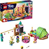 LEGO Trolls World Tour Lonesome Flats Raft Adventure 41253 Kids Building Kit , Great Trolls  Creative Kids