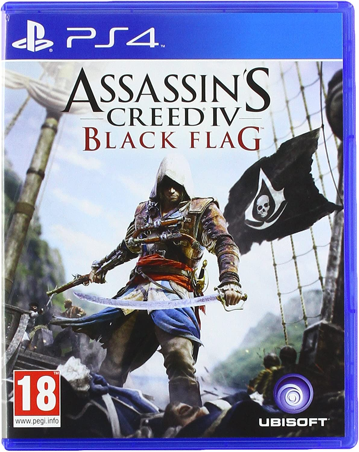 Assassin S Creed Playstation Hits Black Flag Ps4 Amazon Co Uk