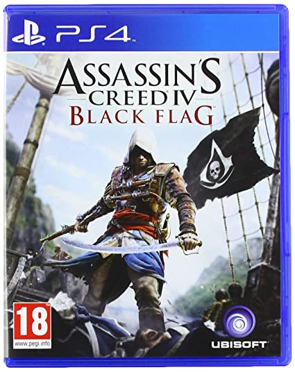 Buy Assassin S Creed Iv Black Flag Ps4 Online At Low Prices In