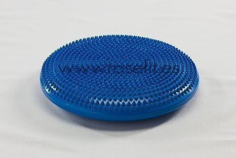 ROSEFIT Disco Estabilizador Azul, cojín de Equilibrio Marca ...