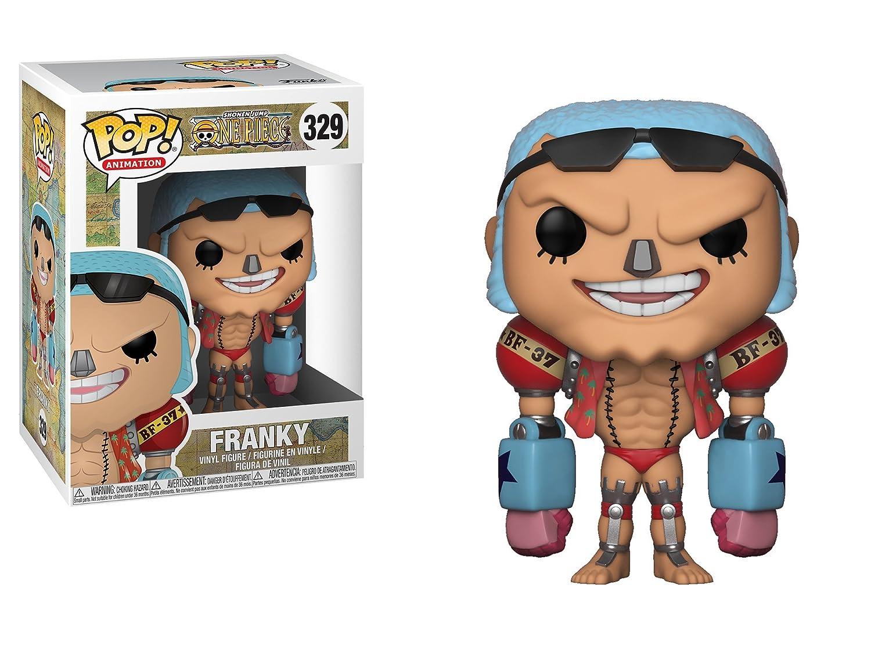 Funko Pop!- 23193 One Piece: Franky, Multicolor