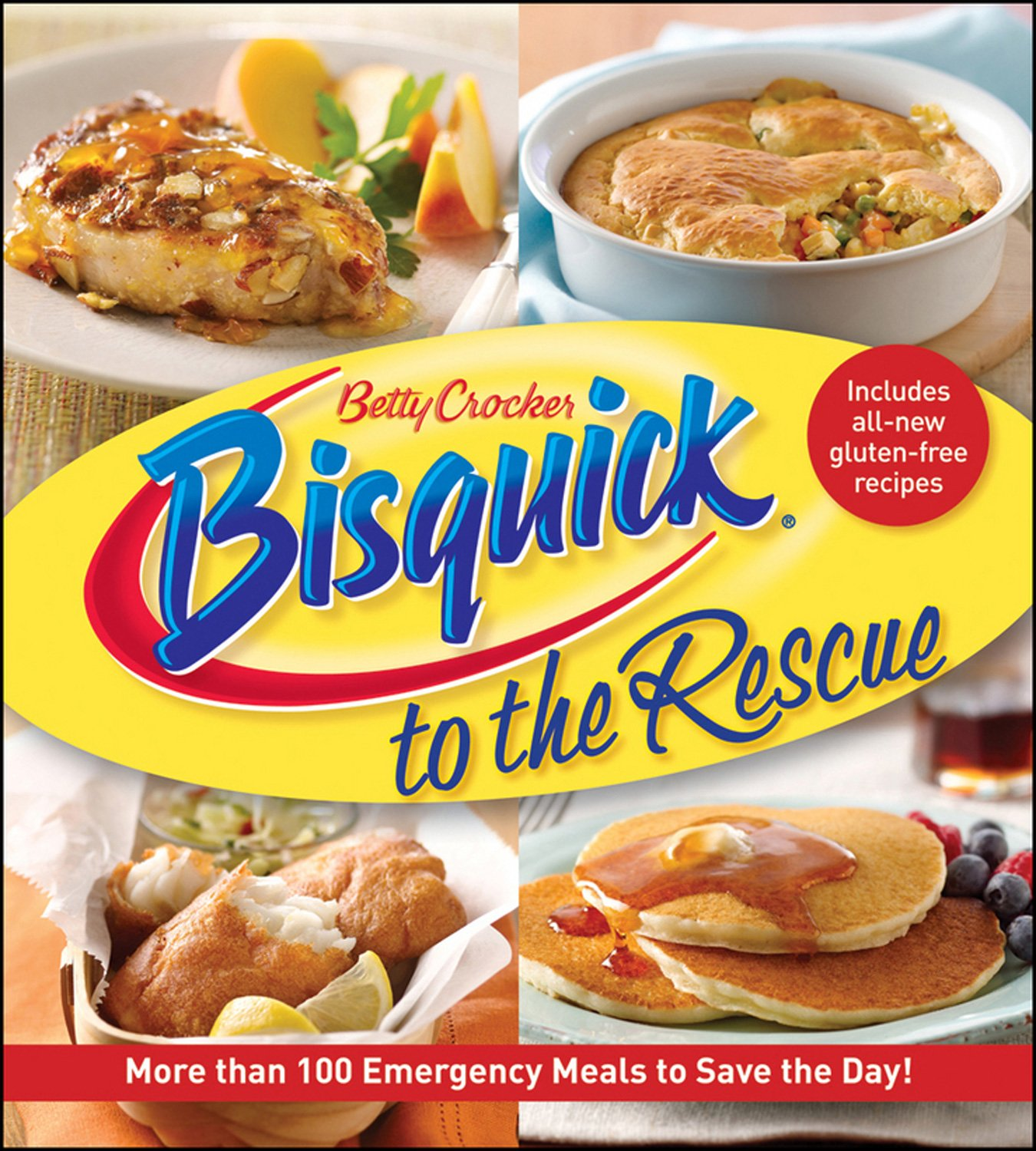 Betty Crocker Bisquick Rescue Cooking