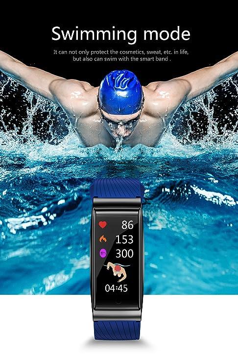 WETERS Fitness Tracker Actividad Tracker Reloj Monitor De ...
