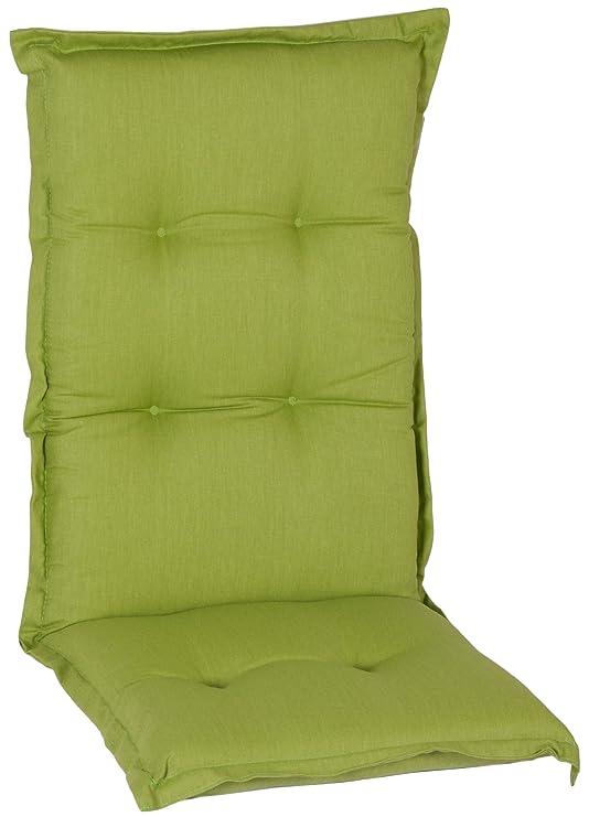 Beo AU31 Nice HL - Cojín para sillas de Exterior, Verde