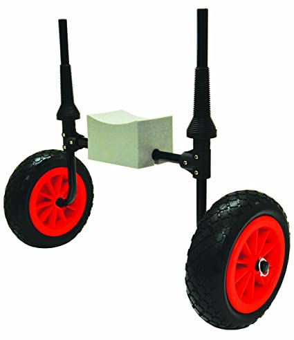 Image result for Malone Xpress Scupper-Style Kayak Cart For Sit-On-Top Kayaks