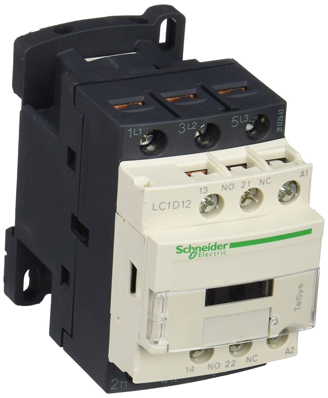 12/a 415/V50//60Hz cont Schneider Electric LC1D12/N7/Contattore 12/a 415/V50//60Hz