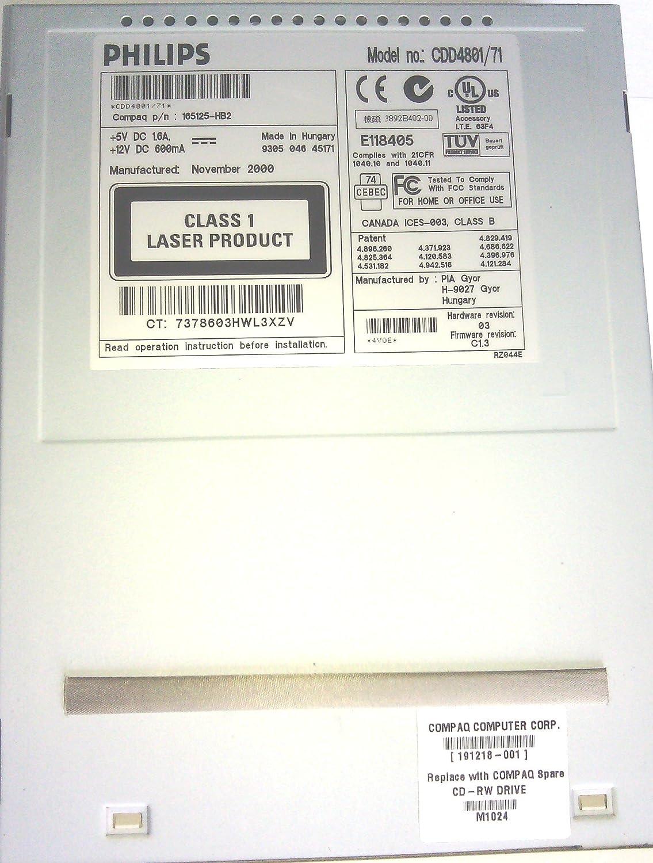 CDD4801 81 DRIVER WINDOWS XP