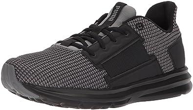 9d7166acd1c Puma Men s Enzo Street Knit Sneaker  Amazon.co.uk  Shoes   Bags