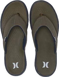 6589fcd6f31e Amazon.com  Hurley Men s Flex 2.0 Flip-Flop  Shoes