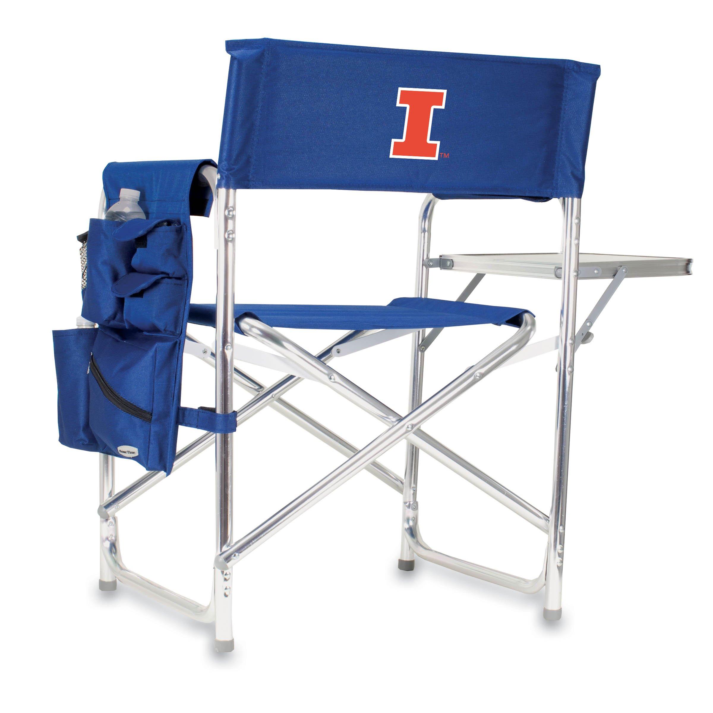 NCAA Illinois Fighting Illini Sports Chair