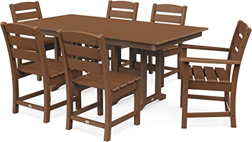 POLYWOOD Lakeside Dining Set