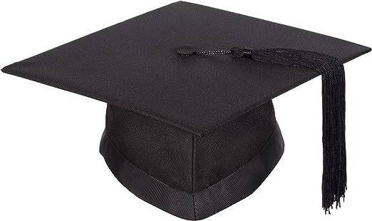 Graduation Hat Mortarboard Cap University Academic Hat Congrats Grad Unisex UK
