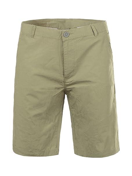 fd172e955117 M436 Blue John Herren Bermuda Stoffhose Kurze Hose Bermudas Short Hosen,  Farben Beige,