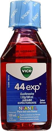 Vick 44 Infantil Jarabe expectorante 120 ml