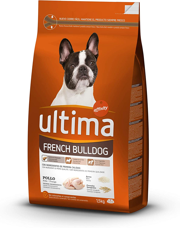 ultima Pienso para Perros French Bulldog - 1.5 kg