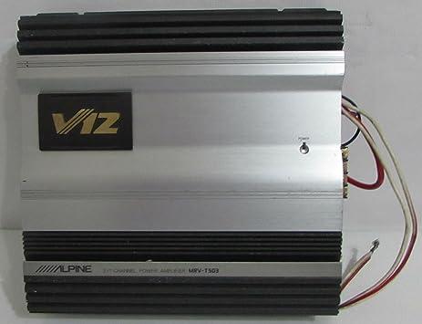 Alpine MRV T503